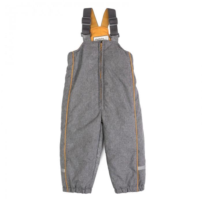 Детская одежда , Демисезонные комбинезоны и комплекты Playtoday Полукомбинезон для мальчиков Маленькие строители 187002 арт: 451029 -  Демисезонные комбинезоны и комплекты