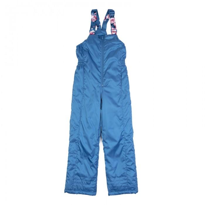 Детская одежда , Демисезонные комбинезоны и комплекты Playtoday Полукомбинезон текстильный для девочек Утро в Париже 182052 арт: 454559 -  Демисезонные комбинезоны и комплекты