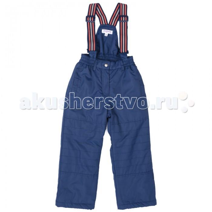 Утепленные комбинезоны и комплекты Playtoday Полукомбинезон текстильный для мальчиков Драйв 371056 playtoday галстук бабочка текстильный для мальчиков 2 шт в комплекте