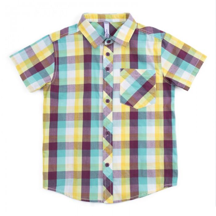 Блузки и рубашки Playtoday Рубашка для мальчика Летнее приключение 181153