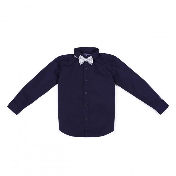 Playtoday Рубашка для мальчика Новогодние огни 481004
