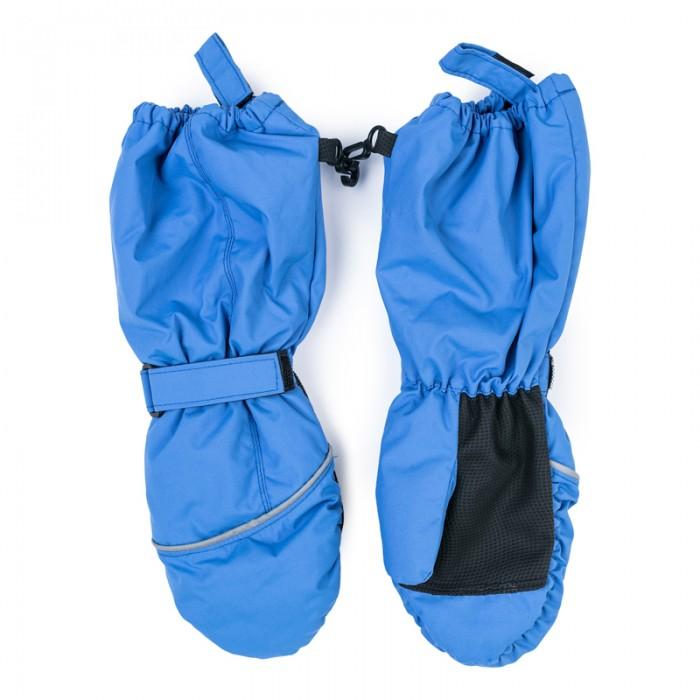 Варежки, перчатки и шарфы Playtoday Рукавицы текстильные для девочек Клюквенный десерт 372176