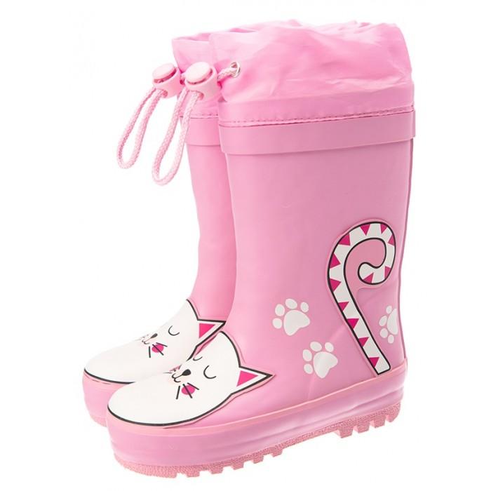 Резиновая обувь Playtoday Сапоги резиновые для девочек Super Girl baby