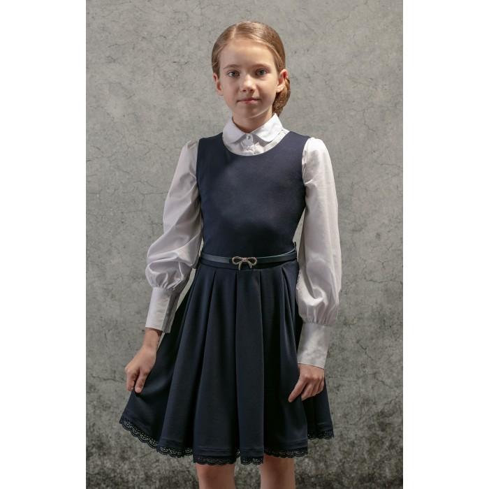 Купить Школьная форма, Playtoday Сарафан для девочек 394428