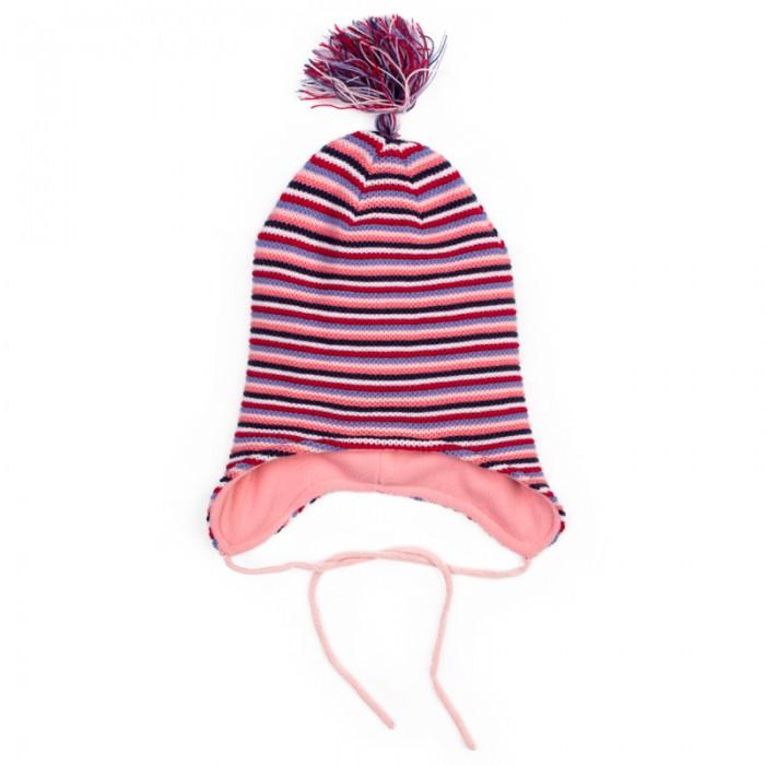 Шапочки и чепчики Playtoday Шапка детская трикотажная для девочек Лучшие друзья 378039 шапки mialt шапка