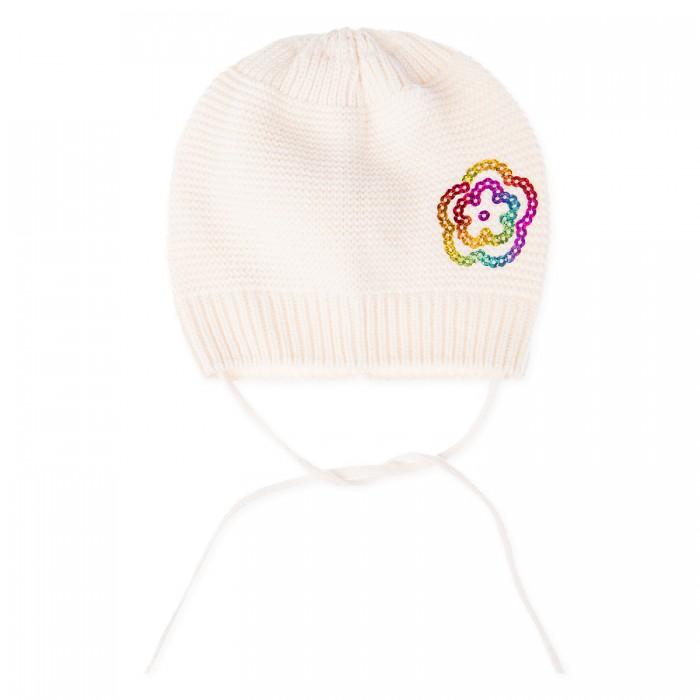 шапки варежки и шарфы playtoday шапка для девочки 120322016 Шапки, варежки и шарфы Playtoday Шапка для девочки 120327213