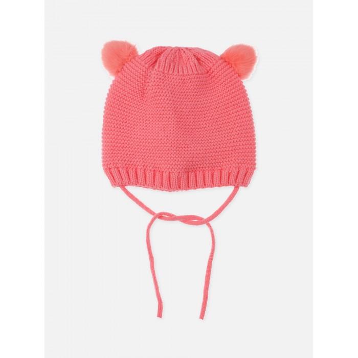 шапки варежки и шарфы playtoday шапка для девочки 120322016 Шапки, варежки и шарфы Playtoday Шапка для девочки 120327216