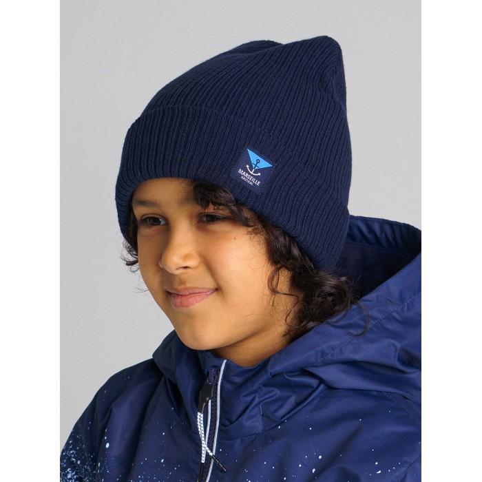 Купить Шапки, варежки и шарфы, Playtoday Шапка для мальчика 12111535