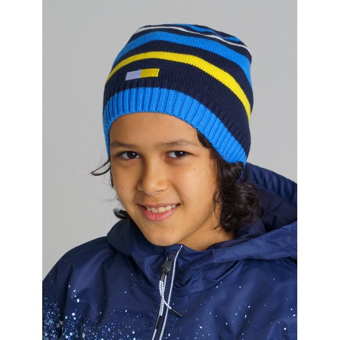 Купить Шапки, варежки и шарфы, Playtoday Шапка для мальчика 12111537