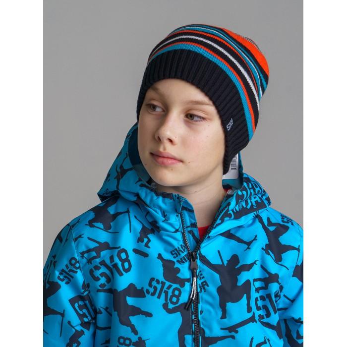 Купить Шапки, варежки и шарфы, Playtoday Шапка для мальчика 12111723