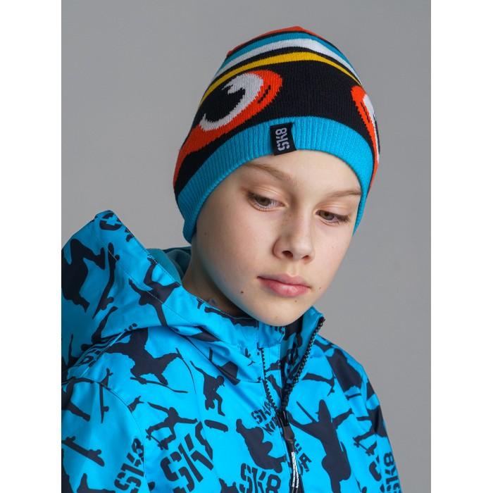 Купить Шапки, варежки и шарфы, Playtoday Шапка для мальчика 12111724