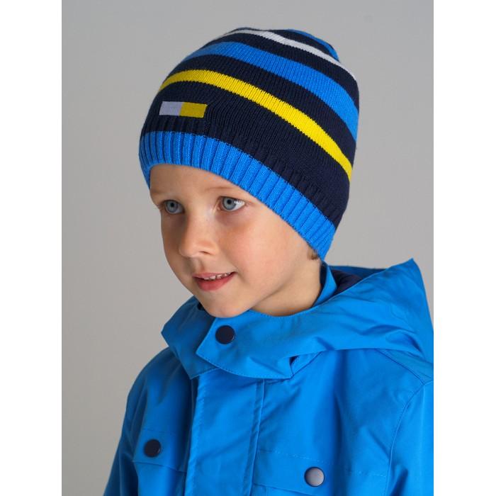 Купить Шапки, варежки и шарфы, Playtoday Шапка для мальчика 12112537