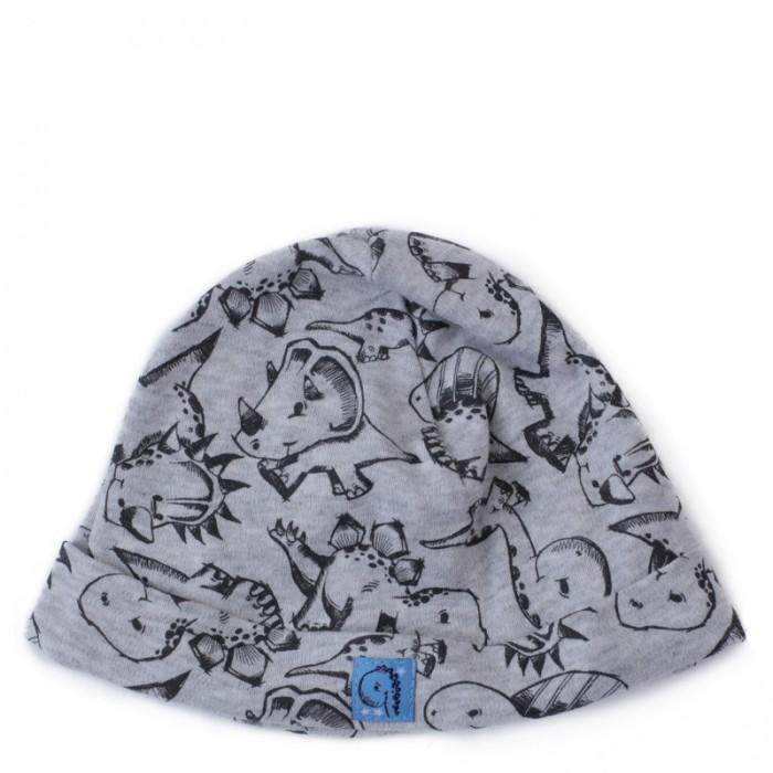 Шапочки и чепчики Playtoday Шапка для мальчиков Маленький динозаврик 187830/187825 одежда для детей