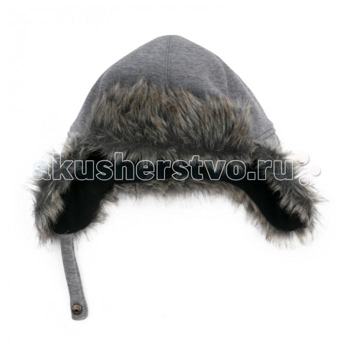 Шапочки и чепчики Playtoday Шапка текстильная для мальчиков Арктика 371123