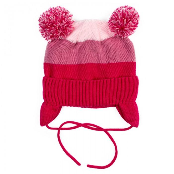 Шапочки и чепчики Playtoday Шапка трикотажная для девочек Я - принцесса 372044 шапки mialt шапка
