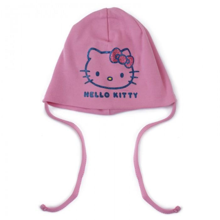 Шапочки и чепчики Playtoday Шапочка детская трикотажная для девочек Флоранс 688810 шапочки и чепчики playtoday шапочка