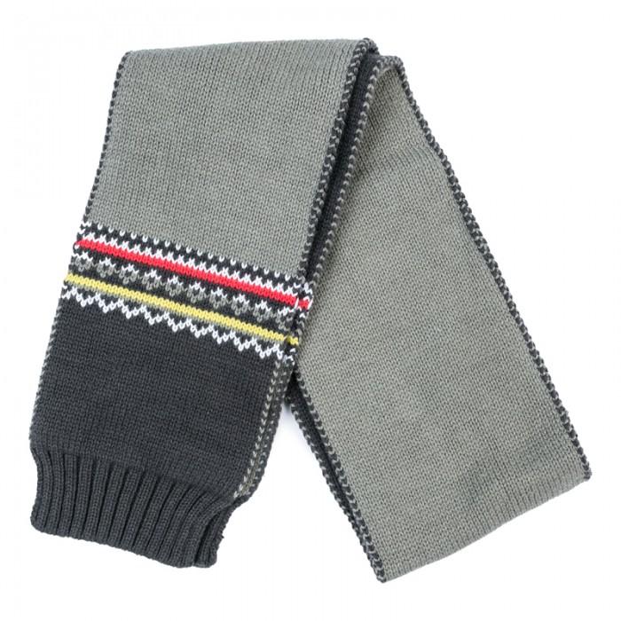 Варежки, перчатки и шарфы Playtoday Шарф детский трикотажный для мальчиков Первый друг 377080