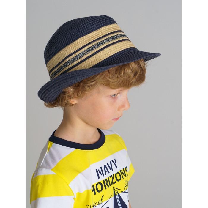 Головные уборы Playtoday Шляпа соломенная для мальчика 12111556