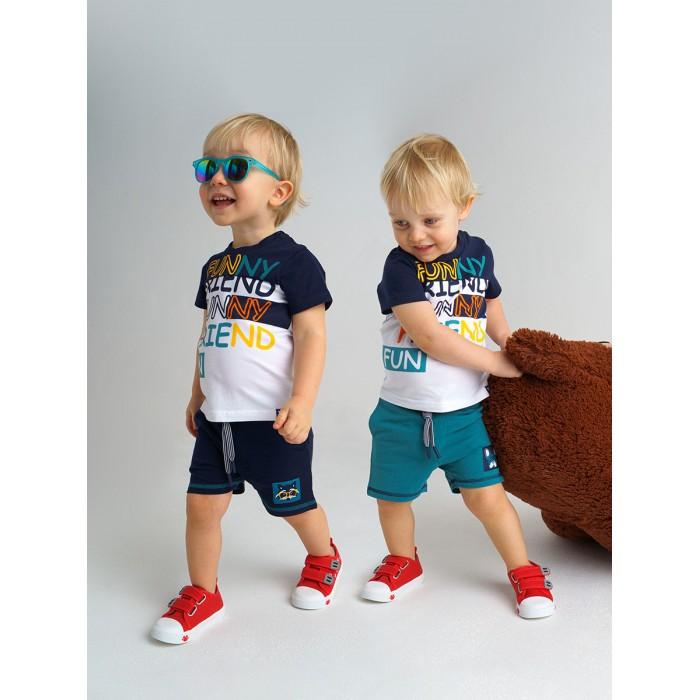 Фото - Шорты и бриджи Playtoday Шорты для мальчика 12113304 2 шт. шорты и бриджи playtoday шорты для мальчика 2 шт 12112639