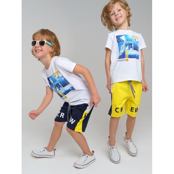 Фото - Шорты и бриджи Playtoday Шорты для мальчика 2 шт. 12112521 шорты и бриджи playtoday шорты для мальчика 2 шт 12112639