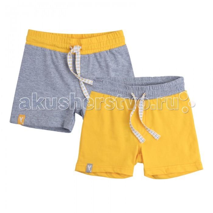Шорты и бриджи Playtoday Шорты для мальчика Джунгли зовут! 2 шт. 187061 одежда для детей