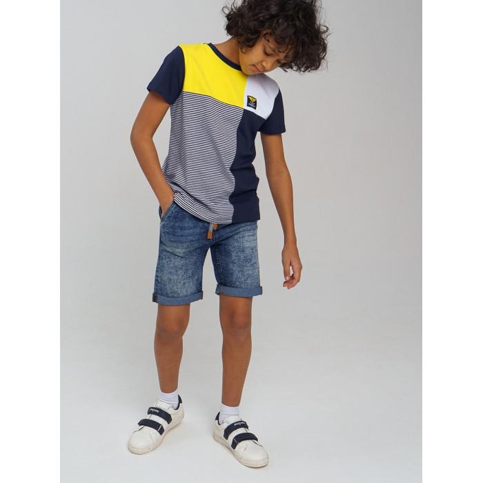 Шорты и бриджи Playtoday Шорты джинсовые для мальчика 12111534