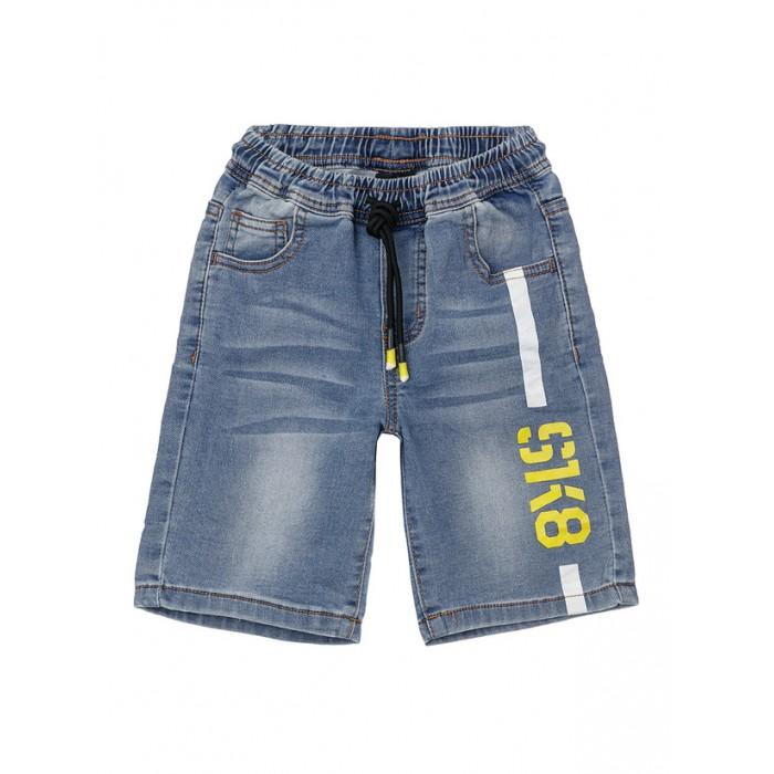 Фото - Шорты и бриджи Playtoday Шорты джинсовые для мальчика 12112628 шорты и бриджи playtoday шорты для мальчика 2 шт 12112639