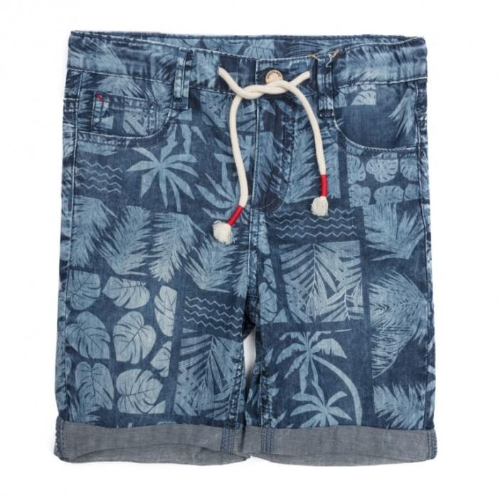 Шорты и бриджи Playtoday Шорты джинсовые для мальчика Большая Регата шорты джинсовые bruebeck bruebeck br028emrdf05