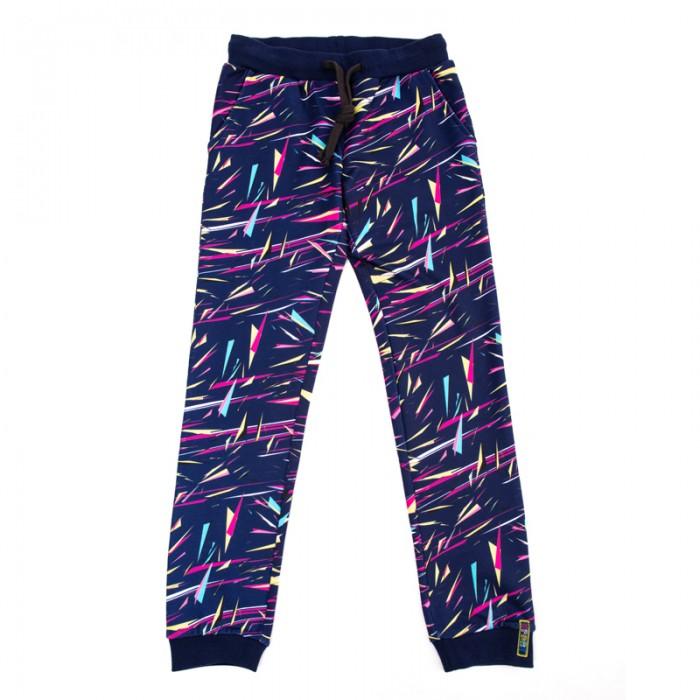Брюки, джинсы и штанишки Playtoday Штанишки для девочек Неоновое настроение 389007, Брюки, джинсы и штанишки - артикул:588859