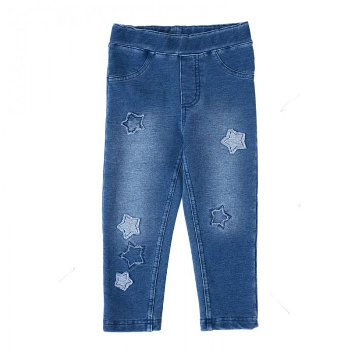 Брюки, джинсы и штанишки Playtoday Штанишки для девочек Забавный кролик 188013