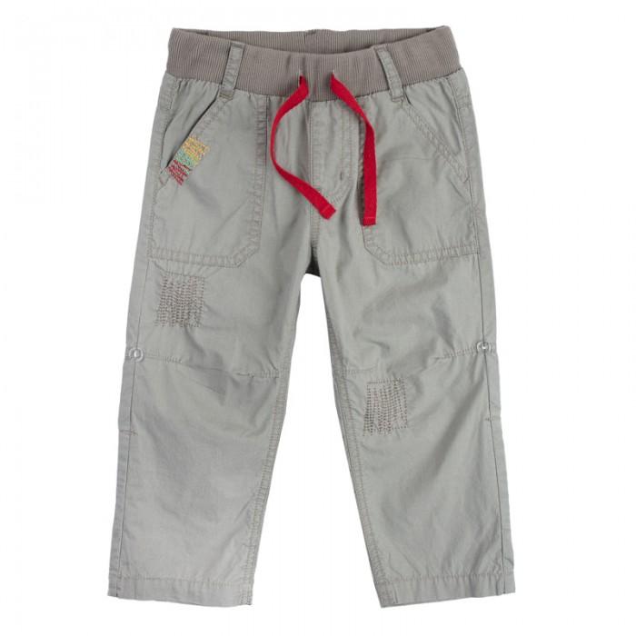 Детская одежда , Брюки, джинсы и штанишки Playtoday Штанишки для мальчика Джунгли зовут! 187052 арт: 455611 -  Брюки, джинсы и штанишки