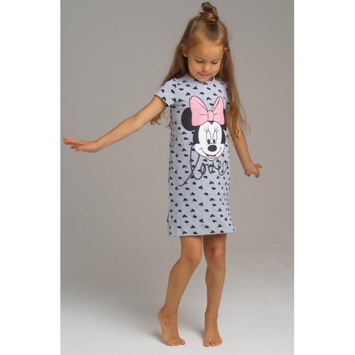 Домашняя одежда Playtoday Сорочка для девочек Home kids girls 2020