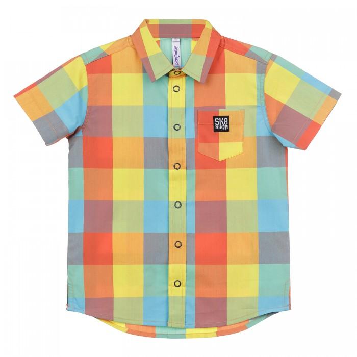 Рубашки Playtoday Сорочка для мальчика 12112624
