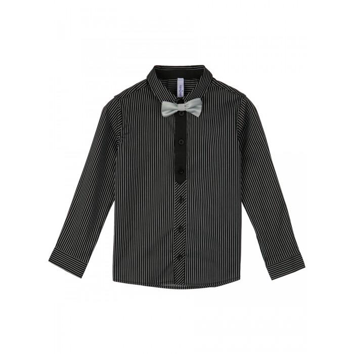 Рубашки Playtoday Сорочка и бабочка для мальчика 42012023