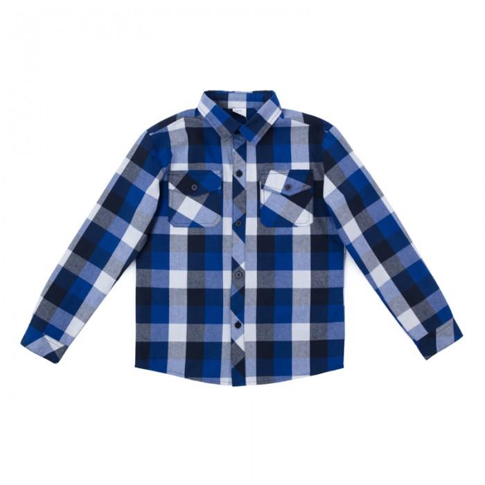 Рубашки Playtoday Сорочка текстильная для мальчиков Футбольный клуб 181012