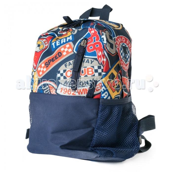 Развитие и школа , Школьные рюкзаки Playtoday Сумка текстильная для мальчиков Драйв 371712 арт: 369678 -  Школьные рюкзаки