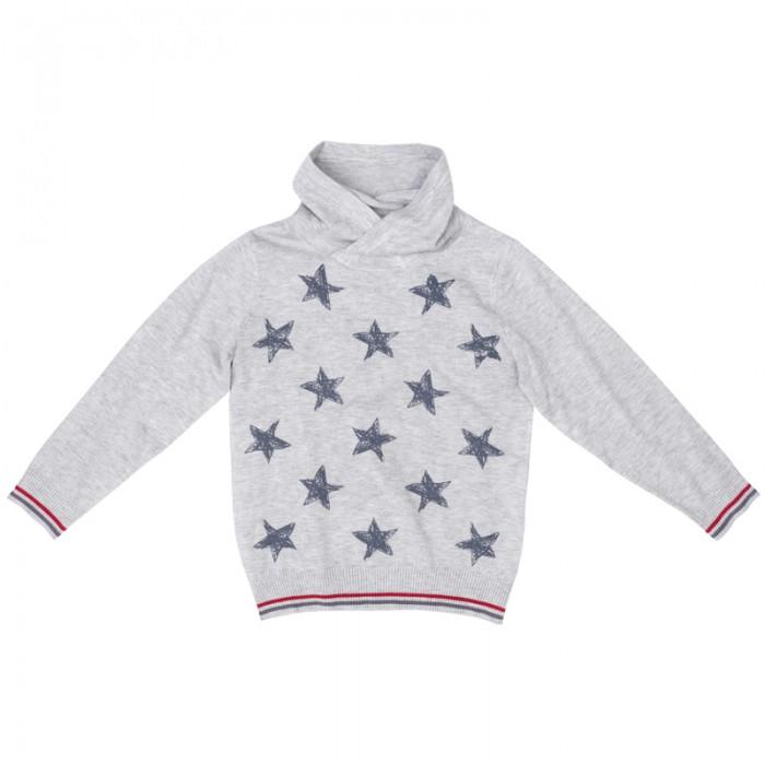 Детская одежда , Джемперы, свитера, пуловеры Playtoday Свитер трикотажный для мальчиков Пульс Лондона 371008 арт: 388659 -  Джемперы, свитера, пуловеры