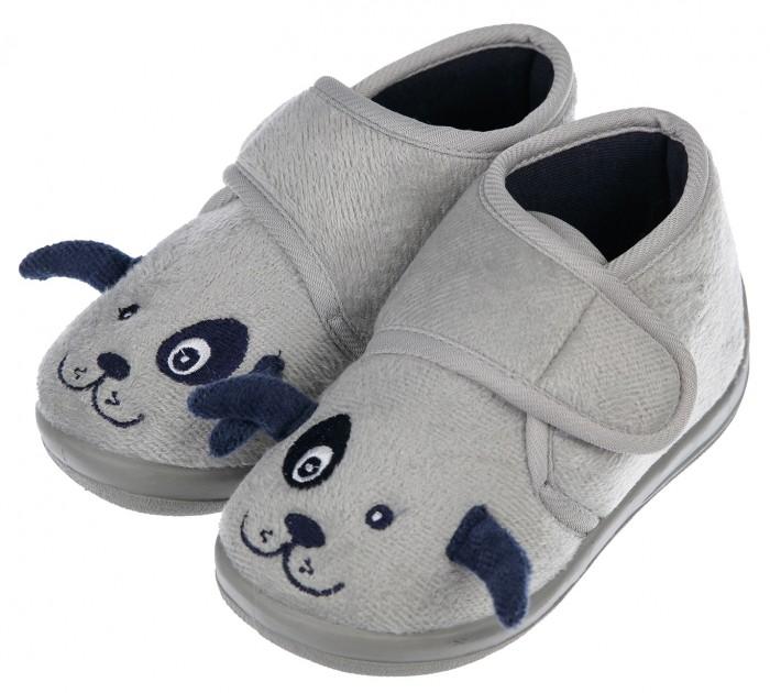 Домашняя обувь Playtoday Тапочки для мальчика 12113004