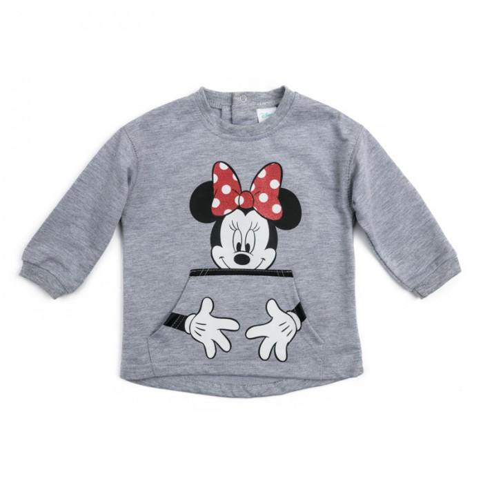 Детская одежда , Толстовки, свитшоты, худи Playtoday Толстовка для девочек Забавный кролик 688001 арт: 453134 -  Толстовки, свитшоты, худи
