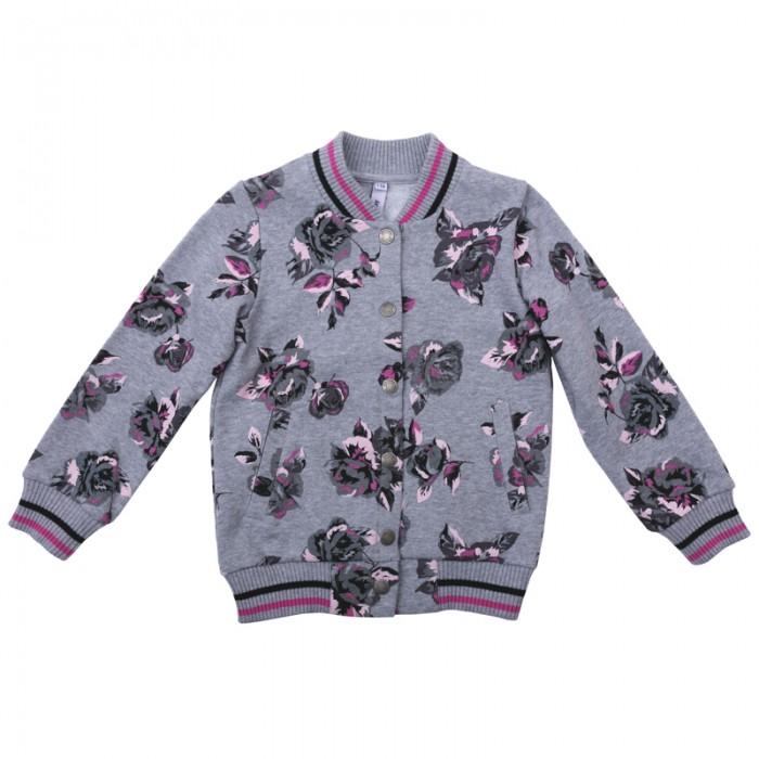 Детская одежда , Толстовки, свитшоты, худи Playtoday Толстовка для девочки Яркие штрихи 172063 арт: 350745 -  Толстовки, свитшоты, худи