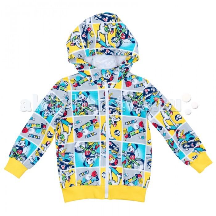 Детская одежда , Толстовки, свитшоты, худи Playtoday Толстовка для мальчика Скейтборд 670001 арт: 355945 -  Толстовки, свитшоты, худи