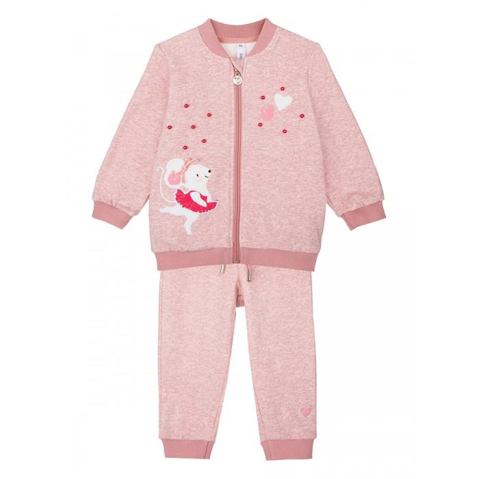 Playtoday Толстовка и брюки для девочек Grand Theatre baby girls 32023030