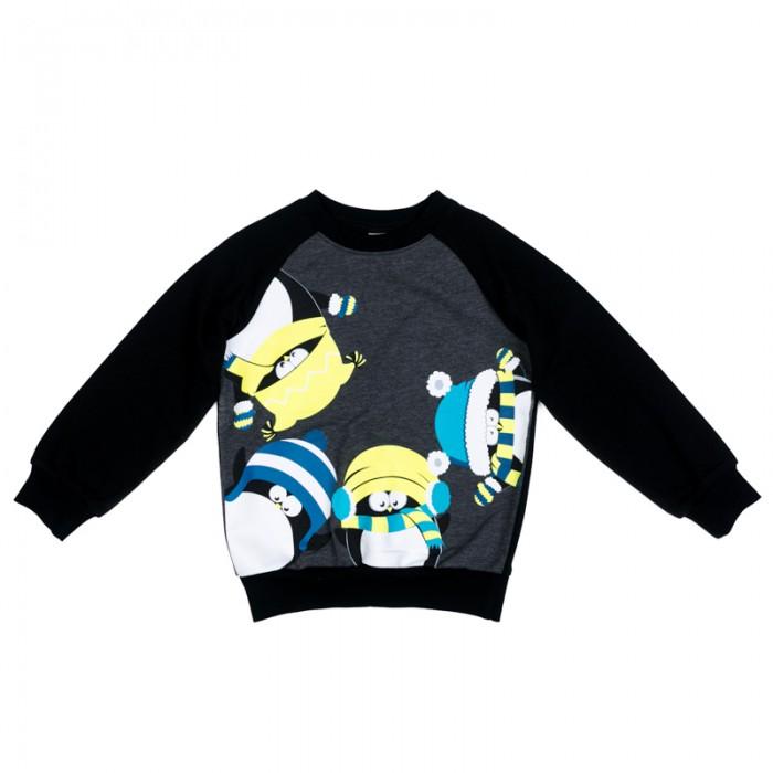 Детская одежда , Толстовки, свитшоты, худи Playtoday Толстовка трикотажная для мальчиков Арктика 371109 арт: 366763 -  Толстовки, свитшоты, худи