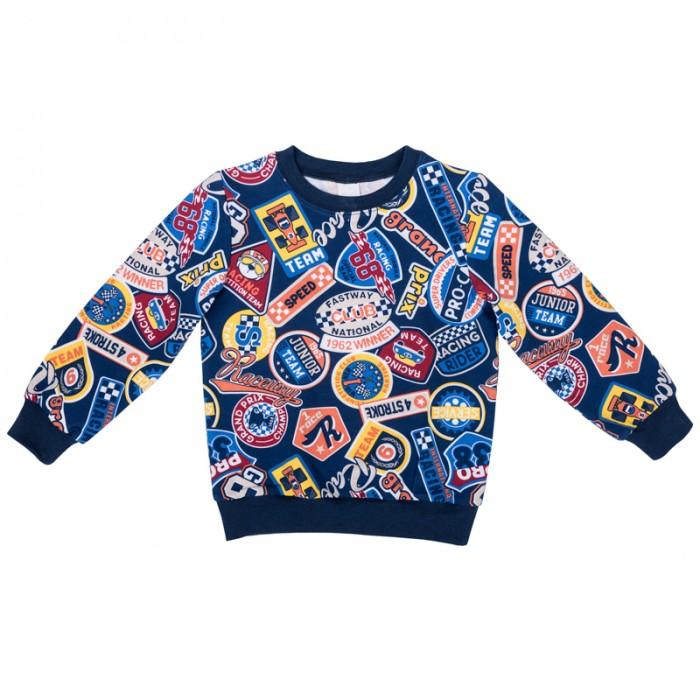 Детская одежда , Толстовки, свитшоты, худи Playtoday Толстовка трикотажная для мальчиков Драйв 371066 арт: 369463 -  Толстовки, свитшоты, худи