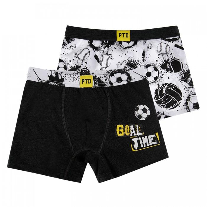 Белье и колготки Playtoday Трусы-боксеры для мальчика 12111033 2 шт.