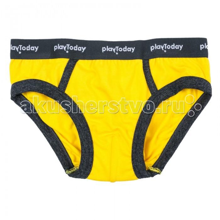 Детское белье Playtoday Трусы трикотажные для мальчиков 2 шт. Маленький переполох 375003 playtoday галстук бабочка текстильный для мальчиков 2 шт в комплекте