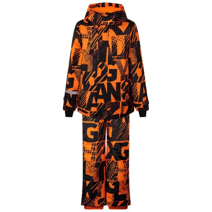 Картинка для Утеплённые комплекты Playtoday Утепленный комплект для мальчика: курта и брюки Active tween boys