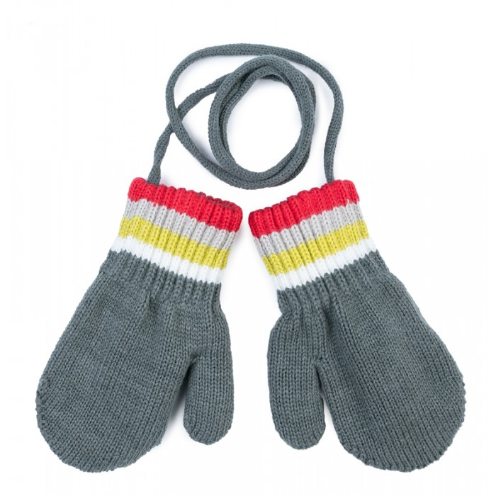 Варежки, перчатки и шарфы Playtoday Варежки детские трикотажные для мальчиков Первый друг 377088 неизвестный друг