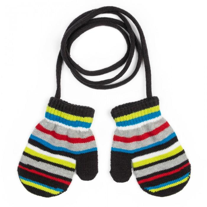 Варежки, перчатки и шарфы Playtoday Варежки детские трикотажные для мальчиков Веселый алфавит 377039 варежки  перчатки и шарфы jollein шарф confetti knit