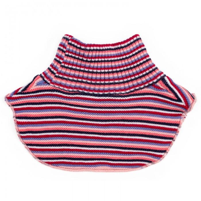Варежки, перчатки и шарфы Playtoday Воротник-манишка детский трикотажный для девочек Лучшие друзья 378040
